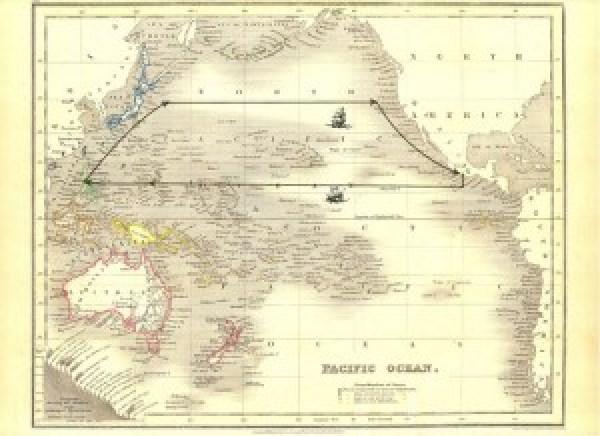 Original map courtesy of Don Rubinstein.