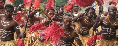 Solomon Islands FestPac 2012. Photo by Ron J. Castro.
