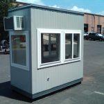 Wheelabrator-Operator Booth-4 x 8
