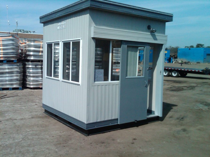 Gershaw Recycling-Operator Booth-8 x 8