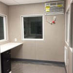 8 x 8 Guard Booth-Security Booth-Interior