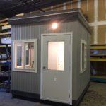 8 x 10 Guard Booth Restroom-Duke Energy