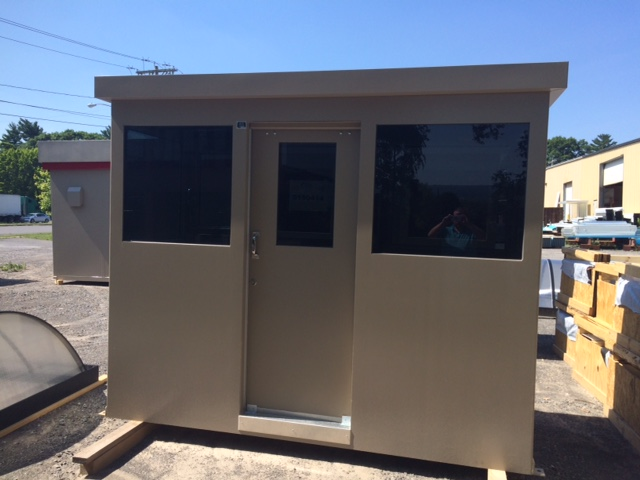 Bullet Proof Guard House
