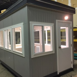 8 x 12 Guard House-PlanA-812GHA