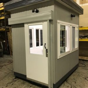 Guard House Sliding Door