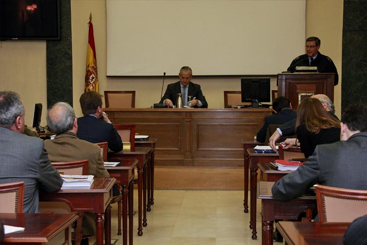 Conferencia del Director General en el XXXIII Curso de Defensa Nacional