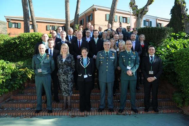 Los oficiales de la Guardia Civil podrán cursar el I Máster policial europeo sobre cooperación policial internacional