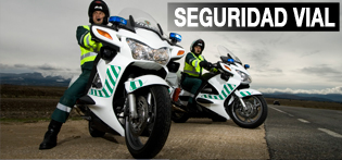 Funciones de la Guardia Civil, Seguridad Vial