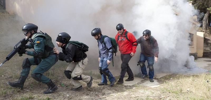El Centro de Adiestramientos Especiales de la Guardia Civil obtiene la homologación europea en formación para la gestión de crisis