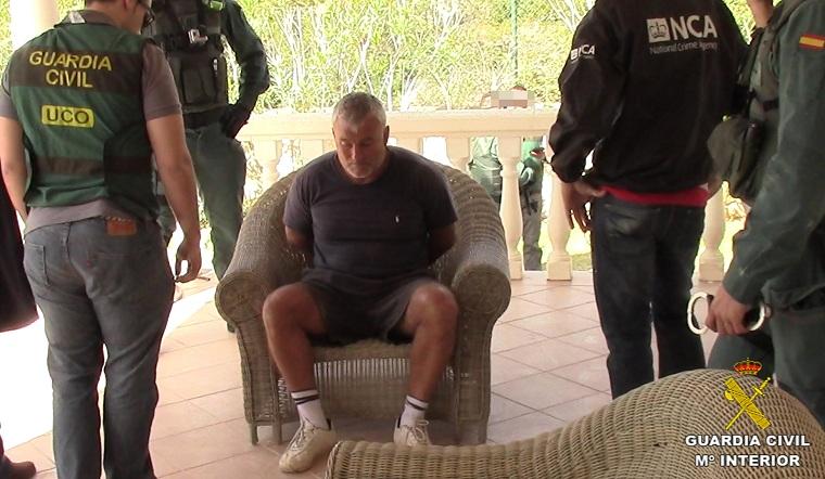 Detenido en Alicante un inglés implicado en el secuestro y asesinato de un compatriota cuyo cadáver apareció en esa provincia