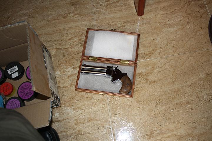 La Guardia Civil desarticula una red de tráfico de armas