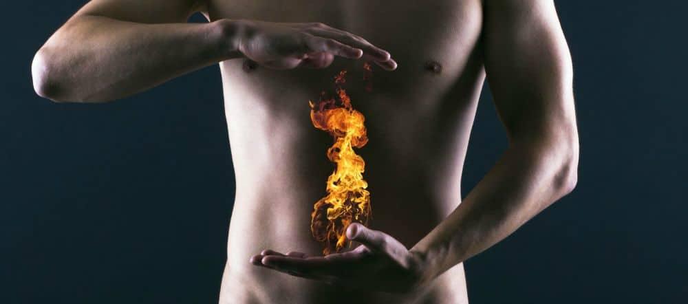 Reflusso: quando cibo e acido salgono nell'esofago