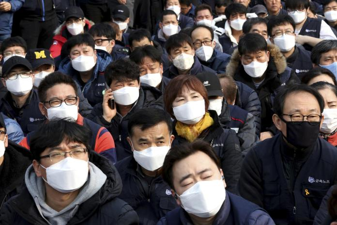 South Korea proposes rain project with China to clean Seoul air ...
