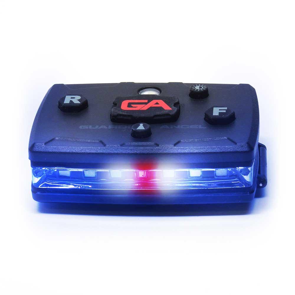 Wearable Light Bar Police Officer