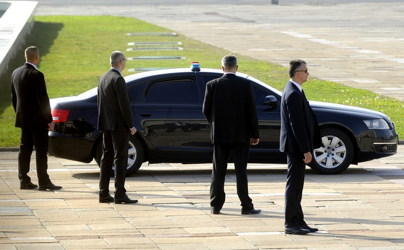 Executive Close Protection