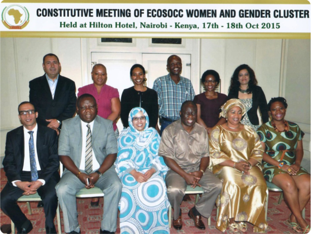Women and Gender Cluster: Kenya Nairobi 17th -18th Oct, 2015. At the moment, WAELE/ARCELFA's economic empowerment has visibly empowered thousands of women in sub-Saharan African regions.