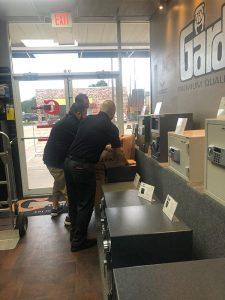 burglar safe services