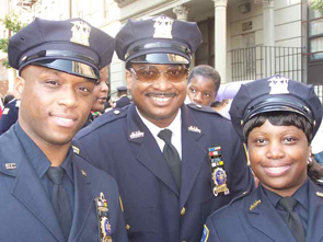 NYS Court Officers from Queens in the House