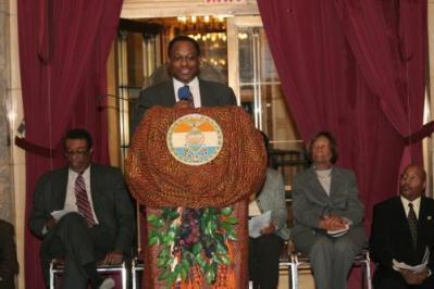 2007 - Hon. Steven B. Clark, Chief Clerk, Criminal Div