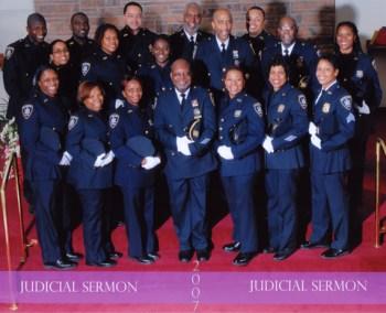2007 Judicial Sermon
