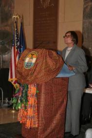 2007 - Keynote Speaker Hazel N. Dukes