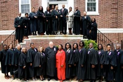 Judicial Law Sermon-2010
