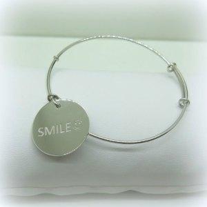 Bracciale smile in argento 925 Diva Gioielli