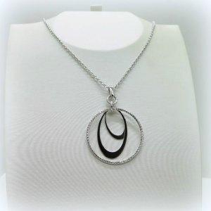 collana fraboso argento