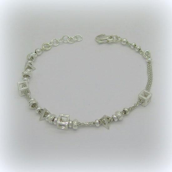 Bracciale geometria athena gioielli