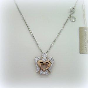 Collana ciondolo angelo in argento 925 Giannotti