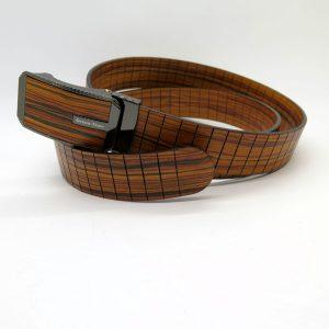 Cintura in legno sandalo
