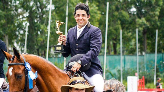 Carlos Sueiras, el mejor jinete de México, Centro y Sudamérica en el Ranking FEI 2018
