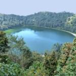 Volcán y Laguna de Chicabal, Quetzaltenango Guatemala