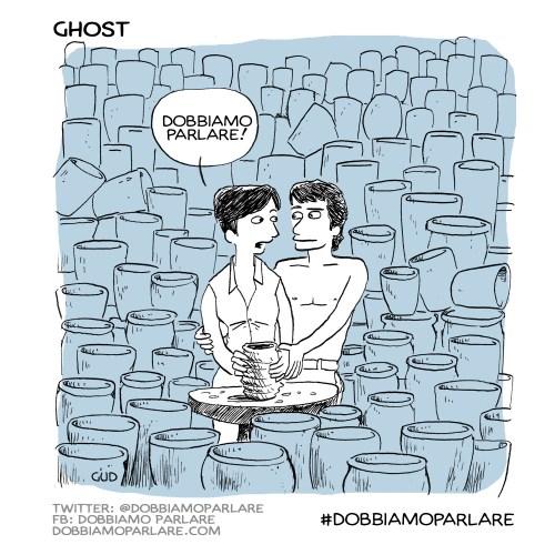 ghost vignetta