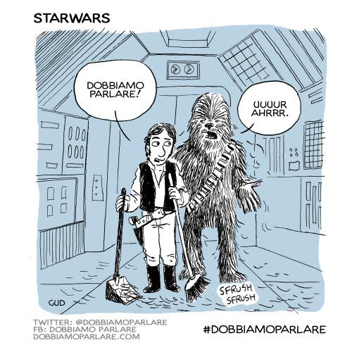 vignetta starwars