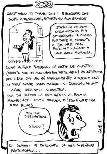 Napoli comicon 2012