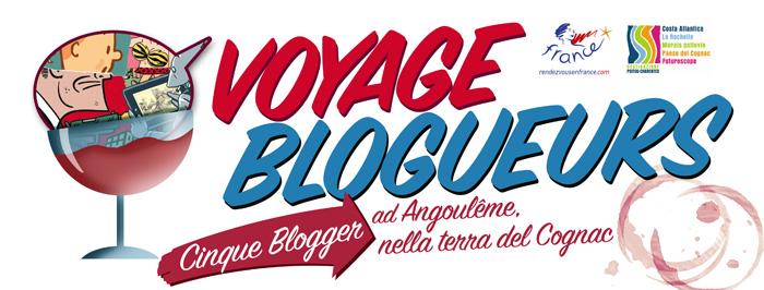 Cinque Blogger ad Angoulême