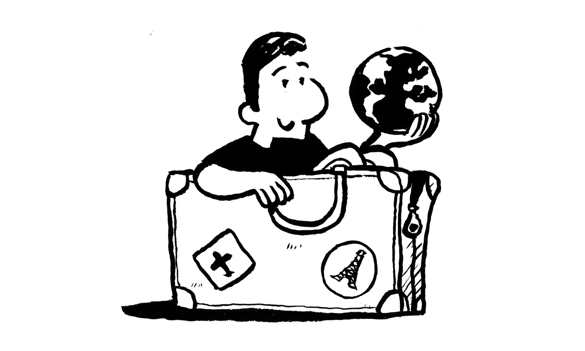 viaggi a fumetti