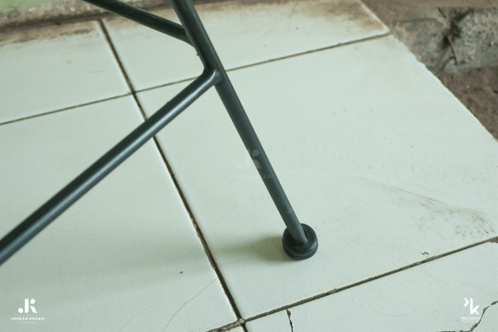 Detail kursi cafe industrial rotan besi vintage murah kekinian di bsd tangerang selatan