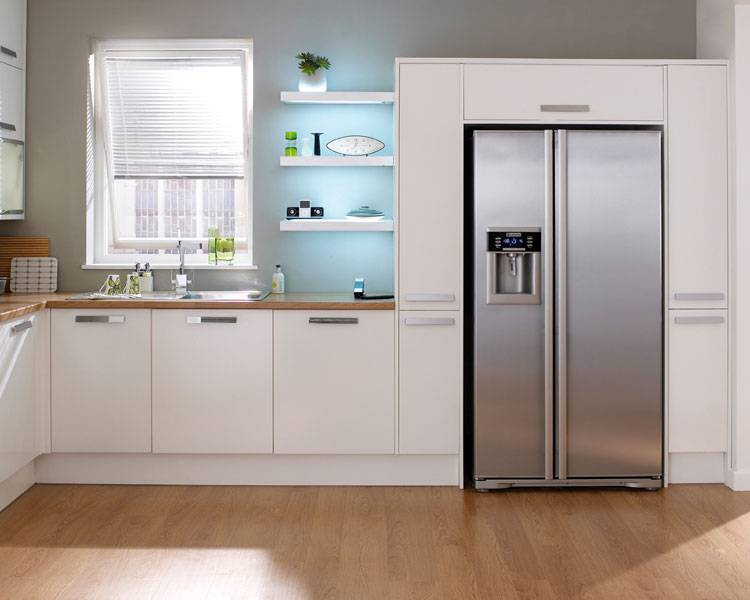 Small Fride For Kitchen