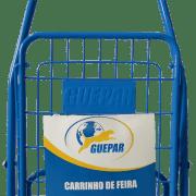 CARRINHO DE FEIRA ARAMADO GUEPAR