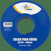 SOLDA PARA RADIO CARRETEL GUEPAR