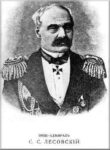 il Contrammiraglio Stepan Stepanovič Lesovskij