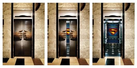 Guerrilla Marketing Voorbeeld Elevator