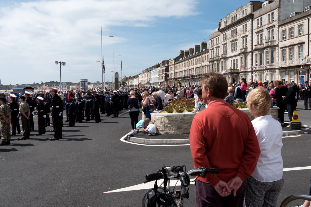 Weymouth Service and Remembrance Day