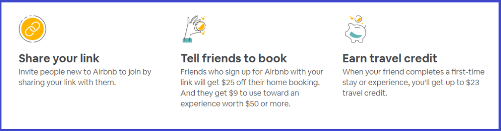 AirBnB travel affiliate program