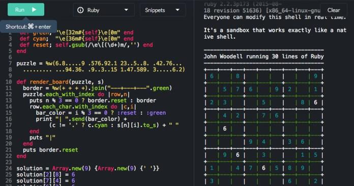 Coding test