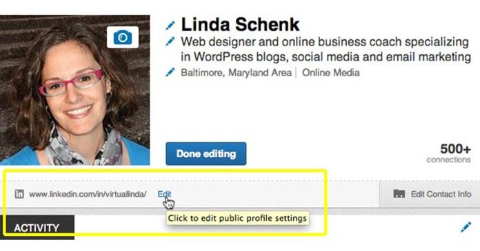 Customize your URL