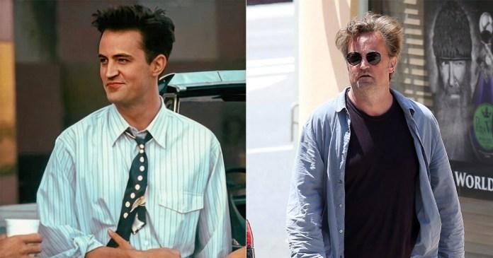 Matthew Perry (Chandler Bing)