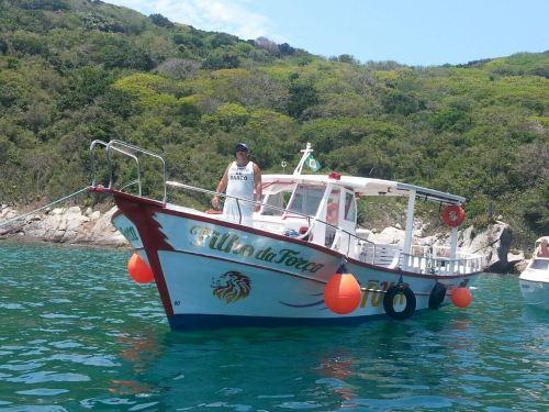 Barco Exclusivo (Arraial) 2